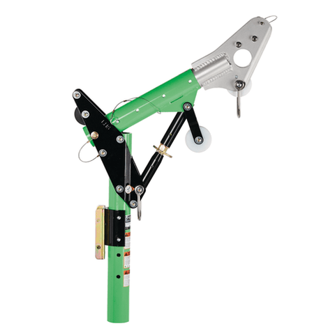 Advanced™ Adjustable Offset Upper Davit Mast - Use with Lower Extension  33 in. to 43 in.