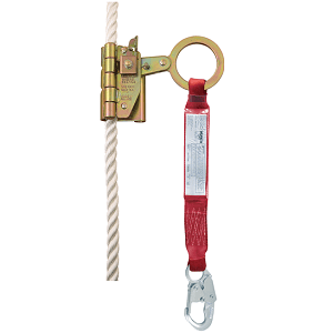 3M™ Protecta® Cobra™ Mobile/Manual Rope Grab with Lanyard of 2.5 ft. (0.76 m) (AC202C-SA3)
