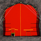 Mining Rescue Barricade