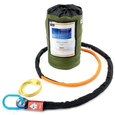 Helicopter Longline (Wired) for Military Applications - Barry Cordage
