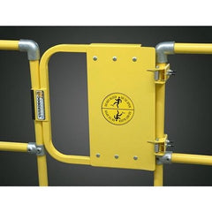 GuardDod Yellow Self-Closing Safety Gates - Barry Cordage