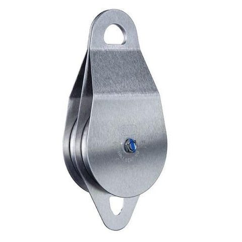 SMC/RA Stainless Steel Double Pulleys 1/2''X4'' Oilite