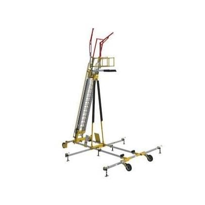 FlexiGuard™ Freestanding Ladder System 14.5 ft. to 23 ft. (4.4 m to 7.0 m) - Barry Cordage