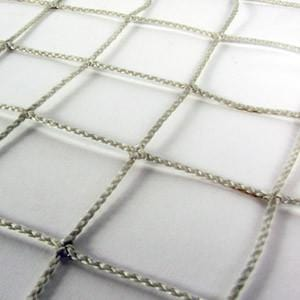 "Safety Netting - BarryTex Dyna-Steel (1.5"" Square) - Barry Cordage"