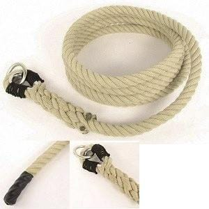 Hemp Climbing Rope 32mm (1¼'') - 25' - Barry Cordage
