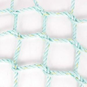 Safety Net Panel - Co-Polymer 3-Strand Rope Net