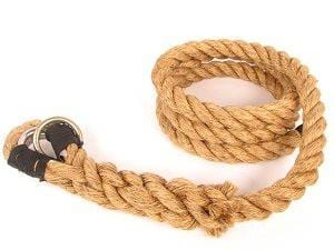 Manila Climbing Rope 38 mm (1½'') - 25' - Barry Cordage