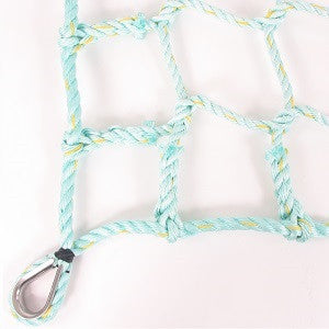 Safety Net Panel - Co-Polymer 3-Strand Rope HD (1/2) - Barry Cordage