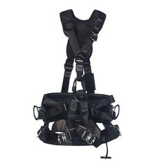 ExoFit NEX™ Lineman Suspension Harness with SEAT-BELT™ 4D (size Medium) - Barry Cordage