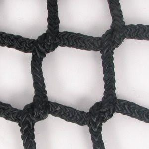 Safety Net Panel - Polyester 12-Strand Rope Net - Barry Cordage