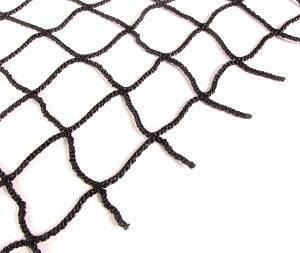 Nets and Netting Finishing - Half mesh cut (F1) - Barry Cordage