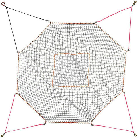 Helicopter Cargo Net - 6 600 lb WLL - Octagonal - Model C1