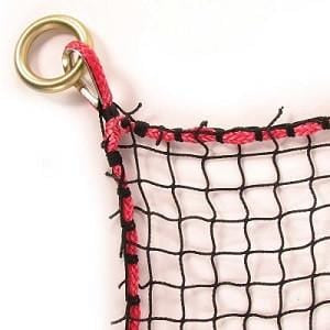 Lifting Cargo Net - Light Duty - WLL: 200 lbs (custom size)