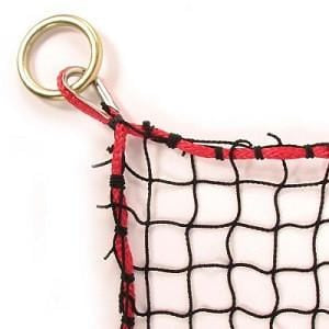 Lifting Cargo Net - Medium Duty - WLL: 1 500 lbs (custom size) - Barry Cordage