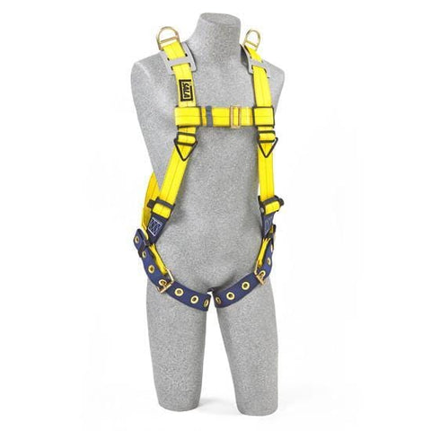 Delta™ Vest-Style Retrieval Harness Tongue Buckle Leg Straps (Size universal) - Barry Cordage