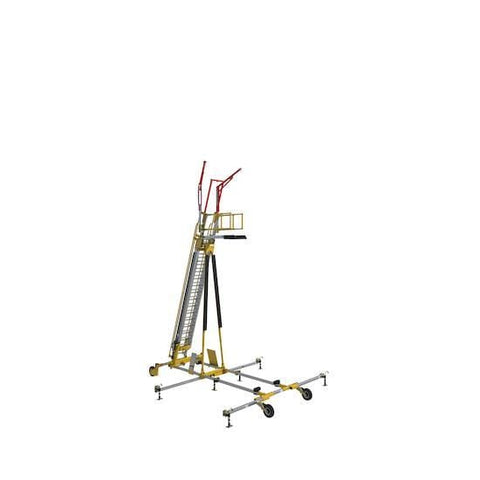 FlexiGuard™ Freestanding Ladder System 18.25 ft. to 31 ft. (5.6 m to 9.4 m) - Barry Cordage