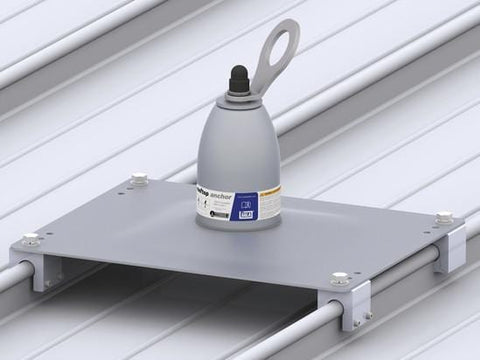 Roof Top Anchor - For Standing Seam Roofs