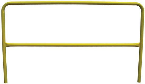 Portable Guardrail 6 ft. (1.8 m) - Yellow - Barry Cordage