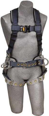ExoFit™ Iron Worker's Harness (size Large) - Barry Cordage