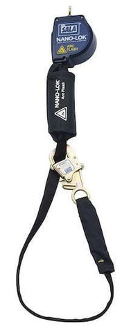 Nano-Lok™ Arc Flash Tie-Back Self Retracting Lifeline 10 ft. (3m) - Web