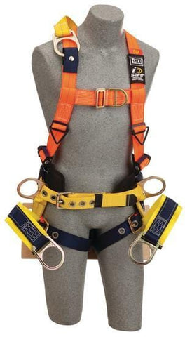 Delta™ Bosun Chair Harness (size X-Large) - Barry Cordage