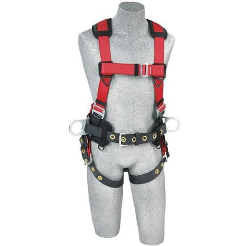 PRO™ Construction Style Positioning Harness - Barry Cordage