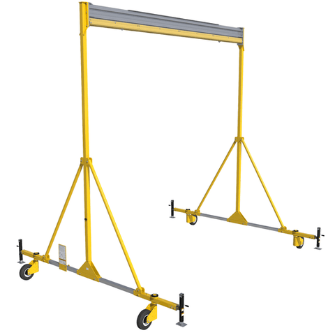 FlexiGuard™ A-Frame System - Fixed Height 20 ft. (6.1 m)x 20 ft. (6.1 m) - Barry Cordage