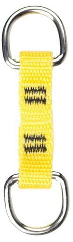 Python Safety™ Dual D-Ring - Small (100 Pack) - Barry Cordage