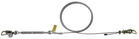 SecuraSpan™ HLL Lifeline Assembly 20 ft. (6.1m) - Barry Cordage