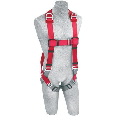 PRO™ Vest-Style Retrieval Harness pass-thru buckle leg straps  (size Medium/Large) (1191216C)