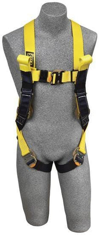 Delta™ Arc Flash Harness - Dorsal/Rescue Web Loops (size Large) - Barry Cordage
