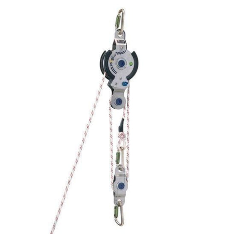 Rollgliss™ R350 Rescue and Positioning Device - 3:1 Ratio 50 ft. (15.2 m) - Barry Cordage