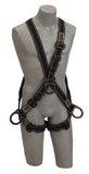 Delta™ Arc Flash Cross-Over Style Positioning/Climbing Harness (size Universal)