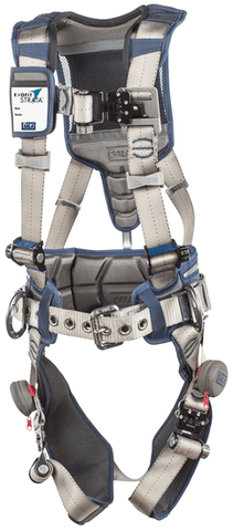 ExoFit STRATA™ Construction Style Positioning Harness (size X-Large) - Barry Cordage