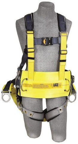 ExoFit™ Derrick Harness (size Small) - Barry Cordage