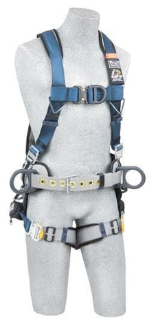 ExoFit™ Wind Energy Harness with belt (size Medium) - Barry Cordage