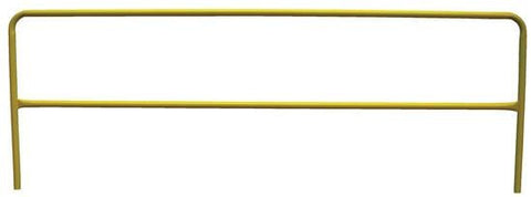 Portable Guardrail 10 ft. (3.0 m) - Yellow