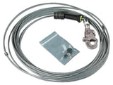 FAST-Line™ Stainless Steel Cable Assembly with Hook 130 ft. (39.6 m)