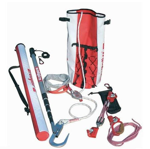 Rollgliss™ R250 Pole Rescue Kit 33 ft. (10 m) - Barry Cordage
