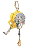 Sealed-Blok™ Self Retracting Lifeline 50 ft. (15m) - RSQ™/Retrieval - Galvanized cable