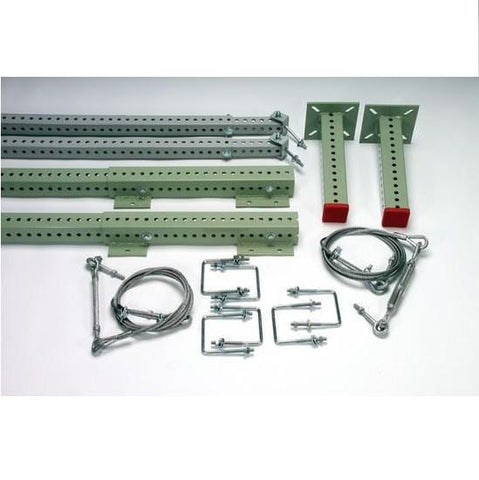Sinco™ Networks™ Rack Guard Extension Starter Kit - Offset - Barry Cordage