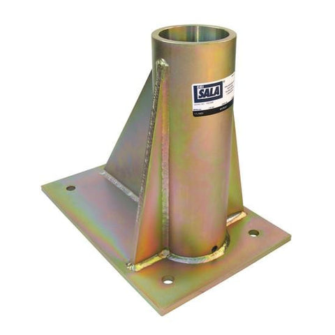 SecuraSpan™ Fasten-in-Place HLL Bolt-on Floor Base - Barry Cordage