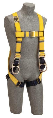 Delta™ Construction Style Positioning Harness - Loops for Belt (size Universal)