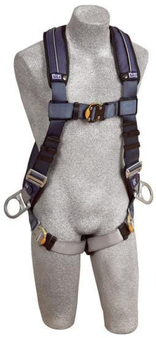ExoFit™ XP Vest-Style Positioning Harness (size X-Large) - Barry Cordage