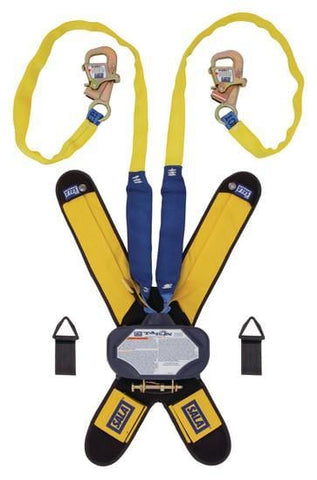 Talon™ Twin-Leg Tie-Back Quick Connect Self Retracting Lifeline - Web 7.5 ft. (2.3m) - Barry Cordage