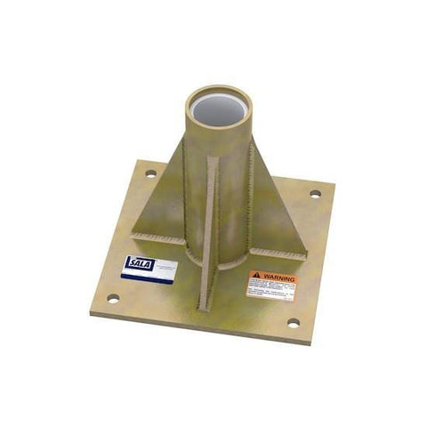 FlexiGuard™ Sky Anchor System Base for concrete and steel