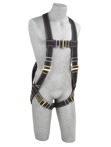 Delta™ Vest-Style Welder's Harness (size Universal) - Barry Cordage