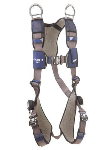 ExoFit NEX™ Vest-Style Retrieval Harness (size X-Small) - Barry Cordage