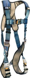 ExoFit™ XP Vest-Style Harness quick connect buckle leg straps (size Medium)