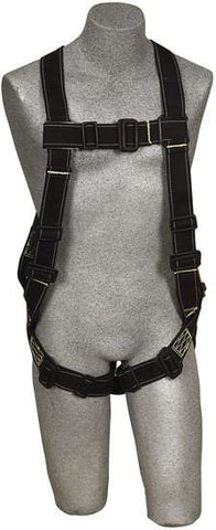 Delta™ Vest-Style Welder's Harness (size X-Large) - Barry Cordage